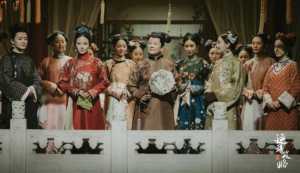 Top 10 bộ phim được tìm kiếm nhiều nhất ở Trung Quốc: Như Ý Truyện xếp số 1, Diên Hi Công Lược gây sốc vì out khỏi top 10! - Ảnh 1.