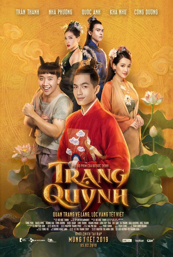 Trấn Thành khoe bạo trong trailer Trạng Quỳnh - Ảnh 7.