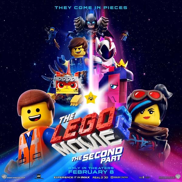 The Lego Movie 2: The Second Part ra rạp 8/2/2019 (nhầm ngày mùng 4 Tết âm lịch)