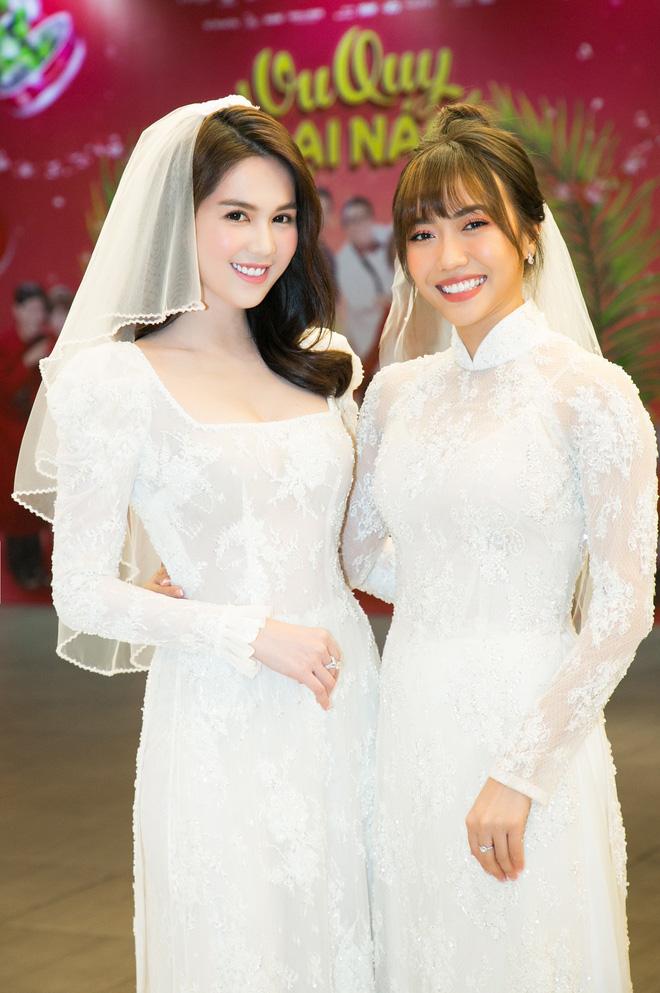 Sao và khán giả Việt bị thuyết phục sau suất chiếu đầu tiên Vu Quy Đại Náo của Ngọc Trinh - Diệu Nhi - Ảnh 8.