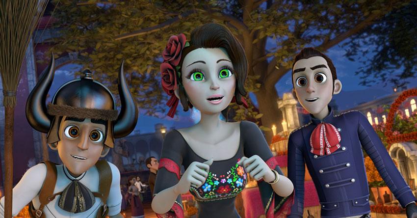 Bộ phim mang đến cho khán giả những xúc cảm cảm động về gia đình