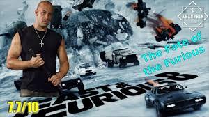 Fast & Furious 8 Kịch Tính, Mãn Nhãn