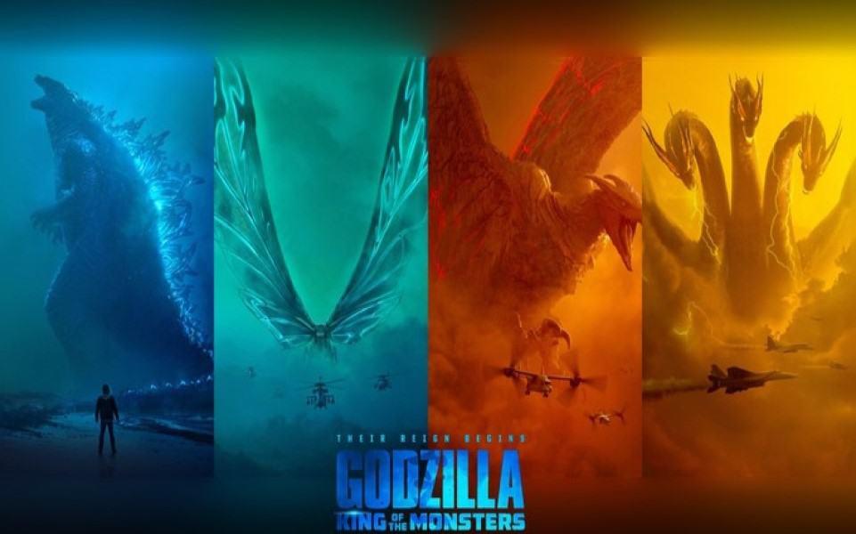 Godzilla cuong phim