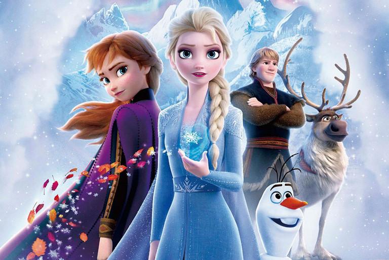 Phim Frozen 2