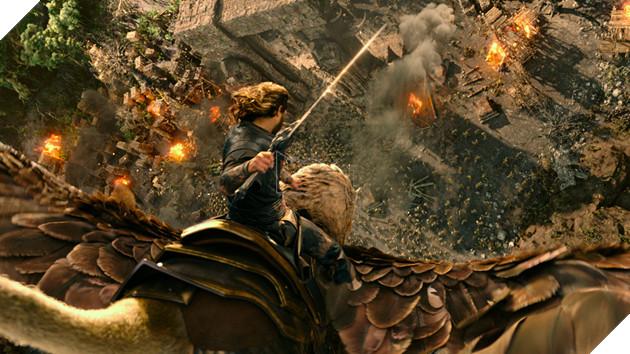 Review phim Warcraft - Không hề thất bại, chỉ gặp thử thách trước tham vọng từ fan hâm mộ  5