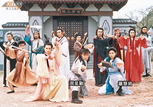 Mê phim của đài TVB, đừng bỏ qua 10 tác phẩm hay nhất sau 50 năm thành lập nhà đài này! - Ảnh 7.