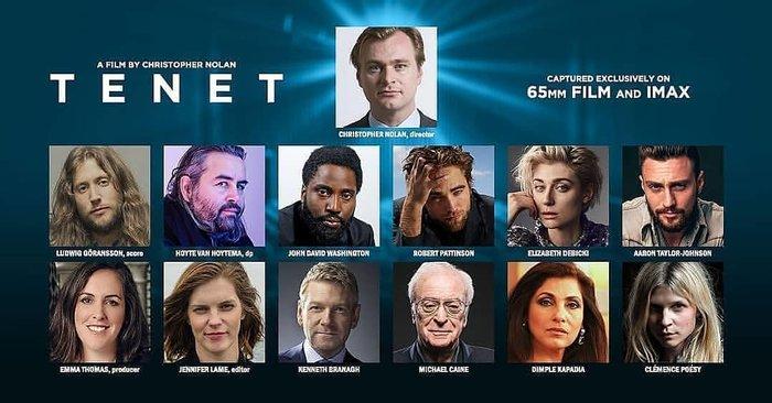 'Tenet'  Bom tấn mới của 'thánh đạo diễn' Christopher Nolan tung trailer đầu tiên: Nhân vật chính du hành tới kiếp sau! Ảnh 1