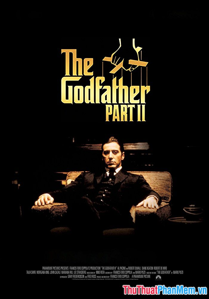 Bố Già (Phần 2) – The Godfather: Part II
