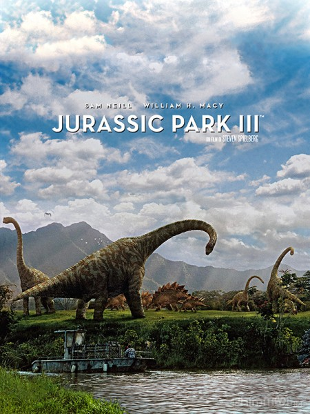 phim Jurassic Park III 2001
