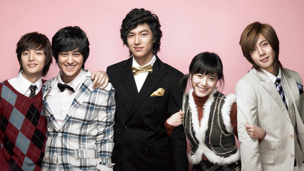 Phim Tình Cảm Học đường Hàn Quốc