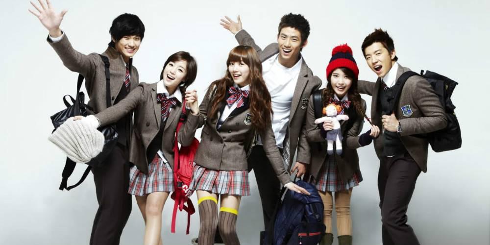 Phim Tình Cảm Học đường Hàn Quốc2