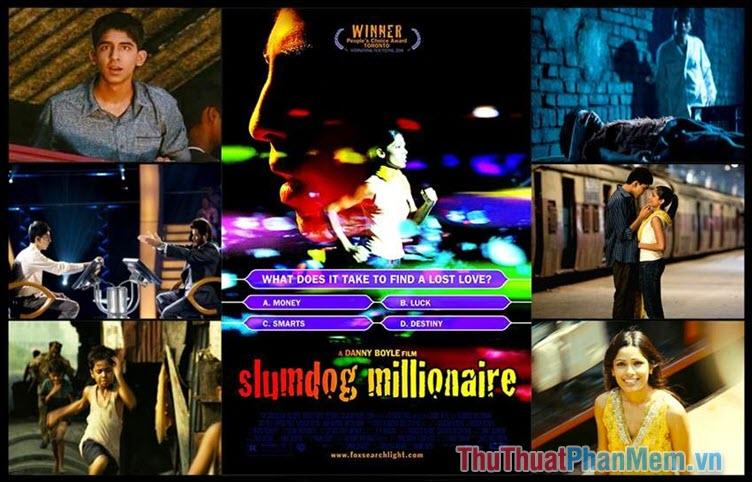 Slumdog Millionaire – Triệu phú khu ổ chuột (2008)