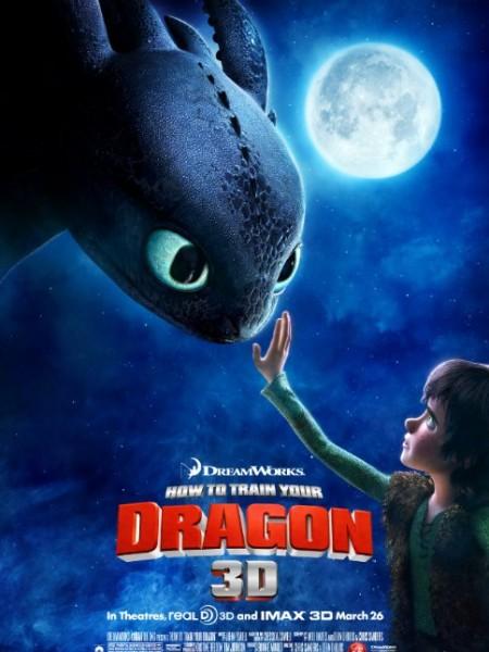 phim How To Train Your Dragon 2010 9 phim hay về Viking mạnh mẽ và đầy hoang dã