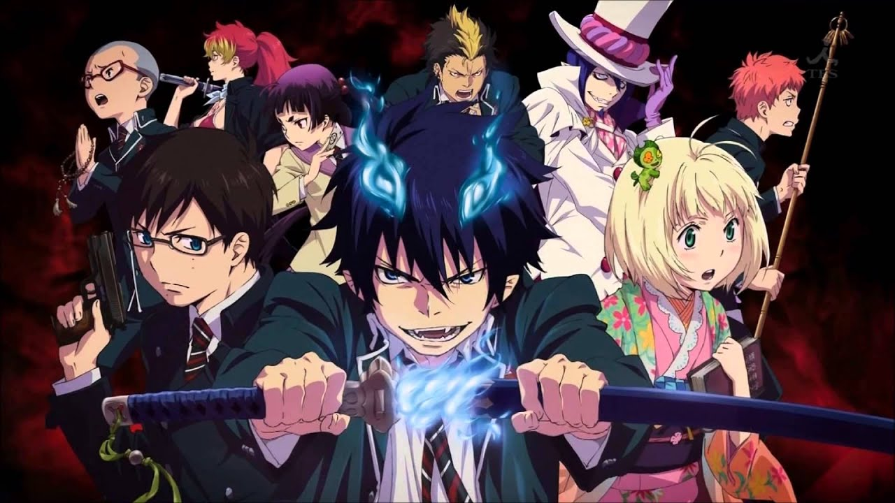 U & Cloud - Ao no Exorcist OST - YouTube
