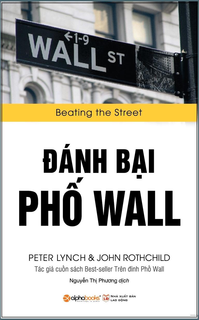 Sách Đánh Bại Phố Wall (Tái Bản 2018) - FAHASA.COM