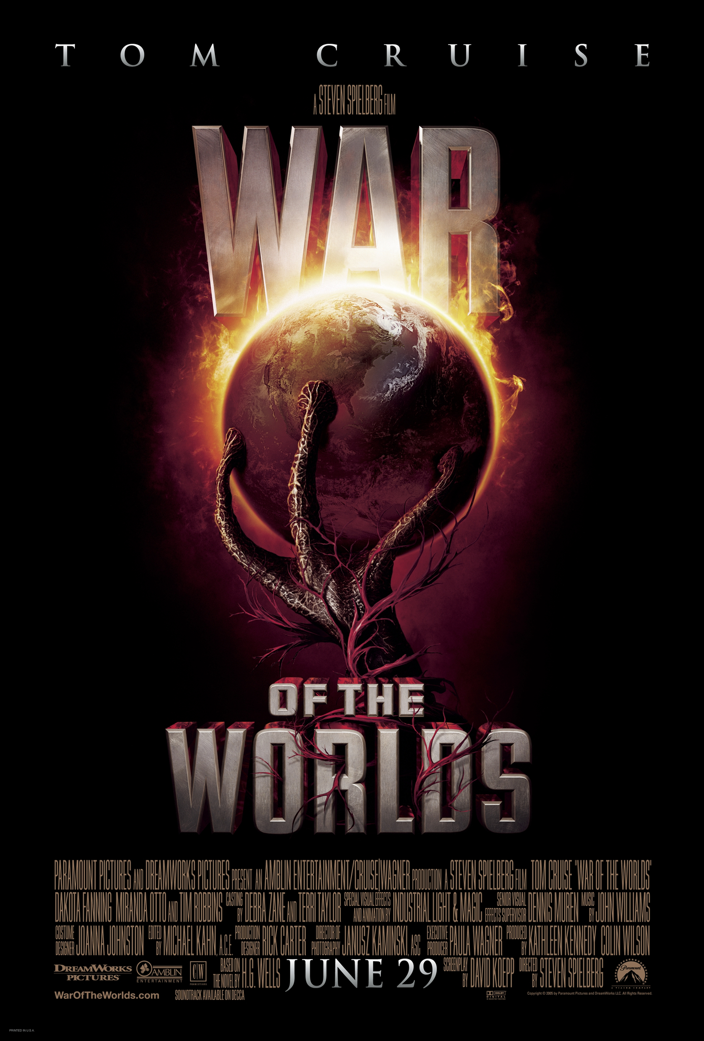 War of the Worlds (2005) - IMDb