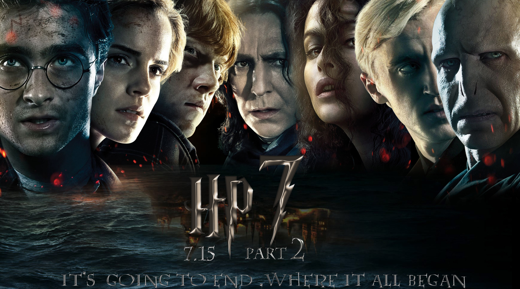 deathly hallows part II by thedemonknight on DeviantArt
