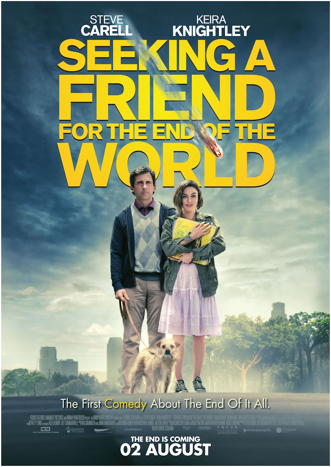 Seeking a Friend For The End of The World - Tri Kỷ Ngày Tận Thế ...