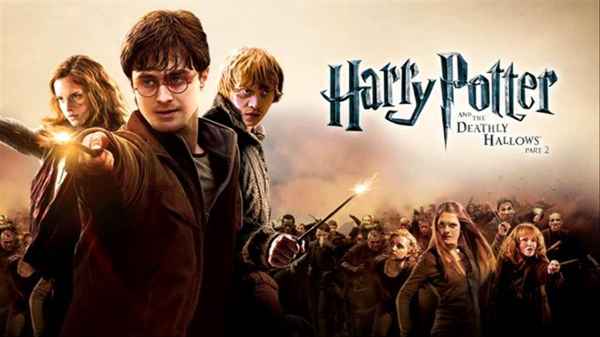 Harry Potter and the Deathly Hallows Part 2 – Harry Potter và Bảo ...