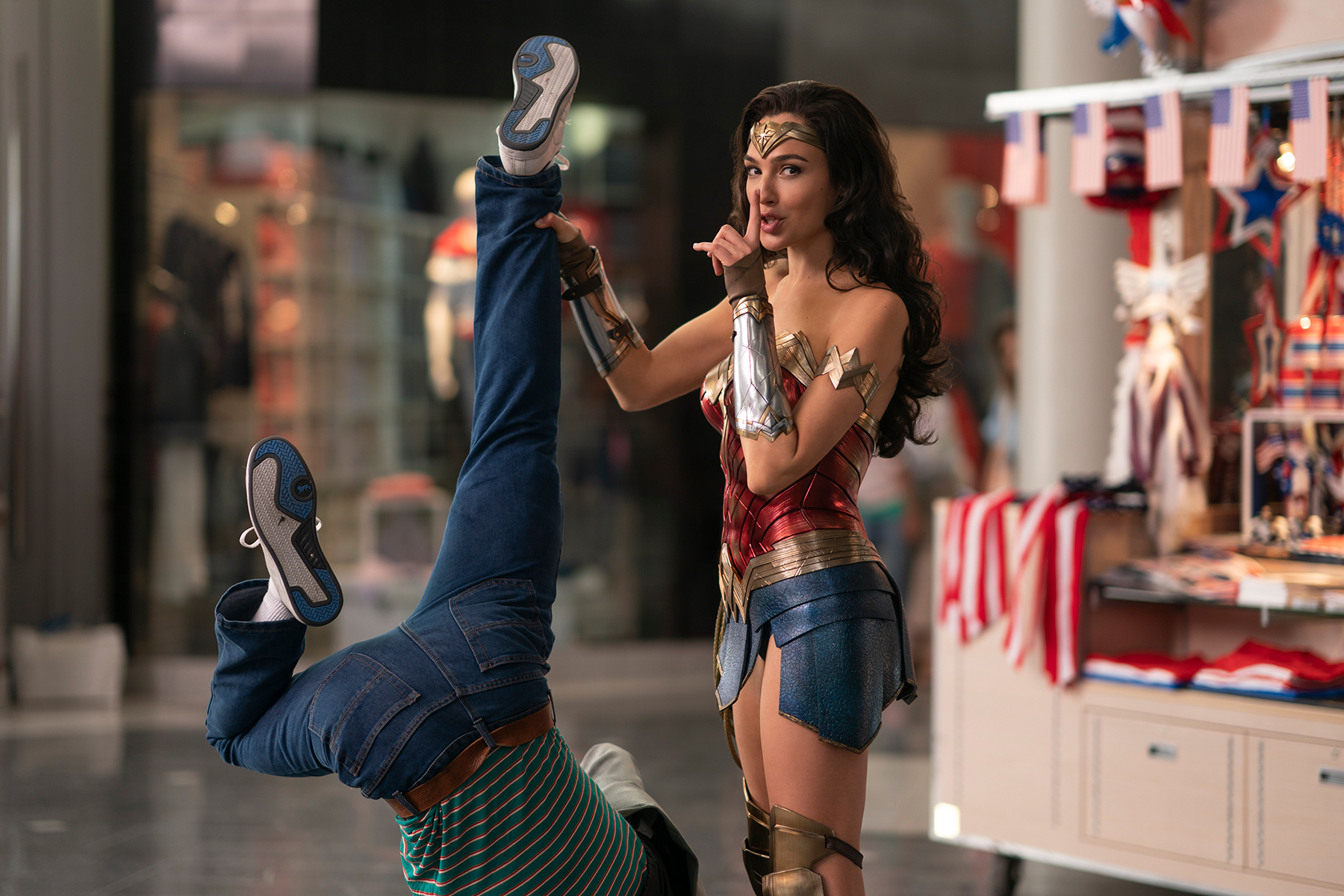 Wonder Woman 1984' Release Delayed Because of Coronavirus ...