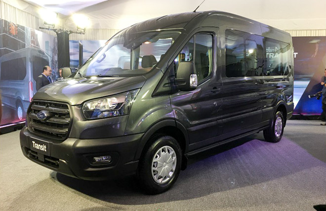 Gia Xe Ford Transit 2020 Ra Mat Philiphine Muaxegiatot Vn