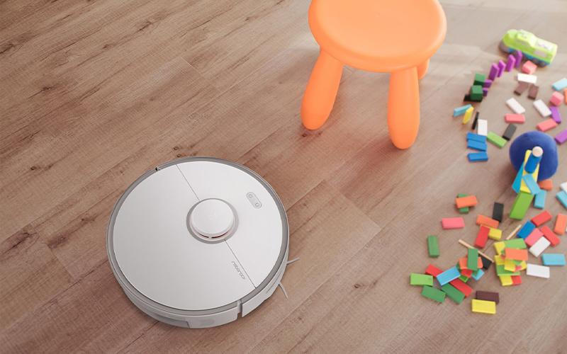 Đánh giá Robot hút bụi lau nhà Roborock S5 Max của Xiaomi