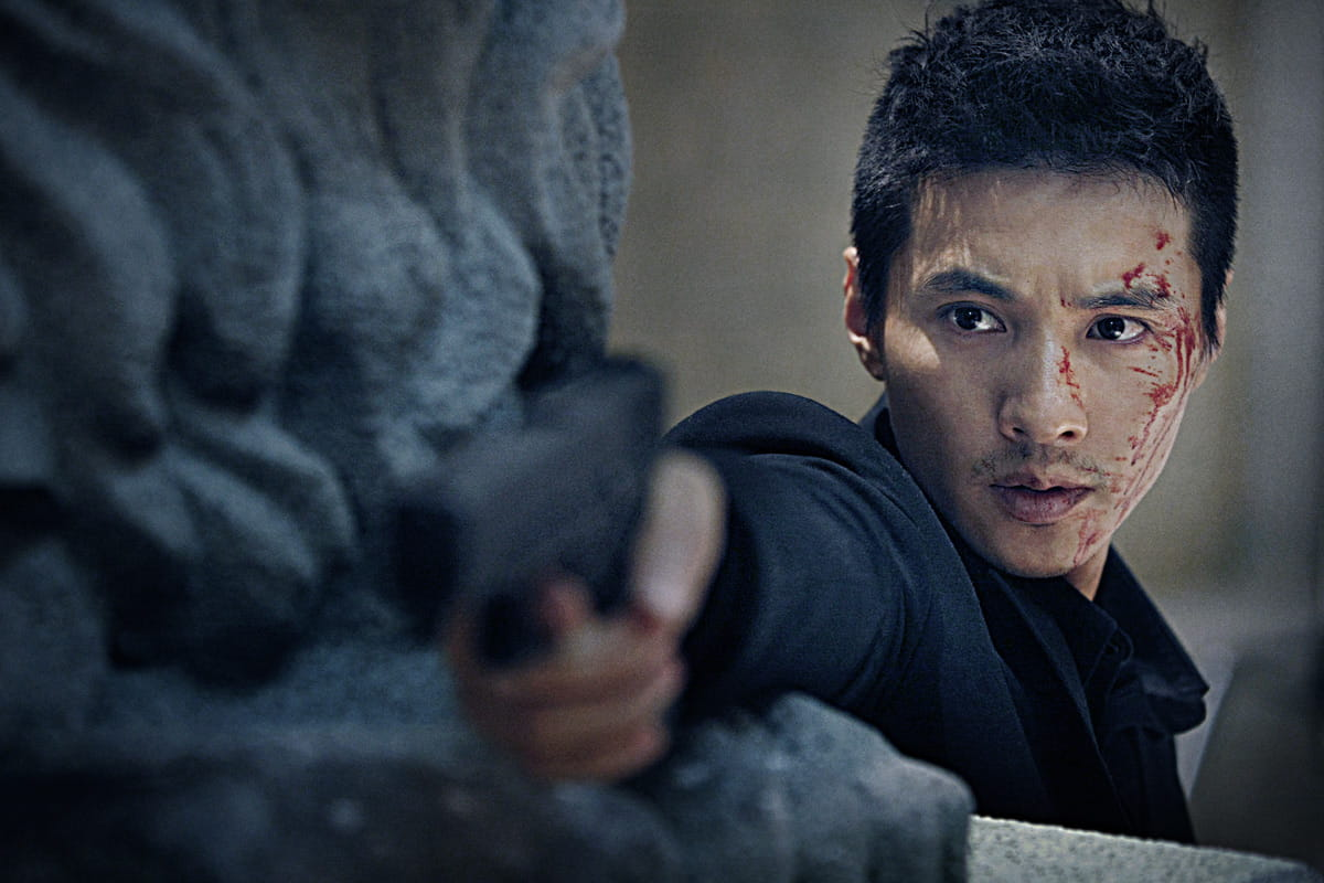 Phim hành động Hàn Quốc