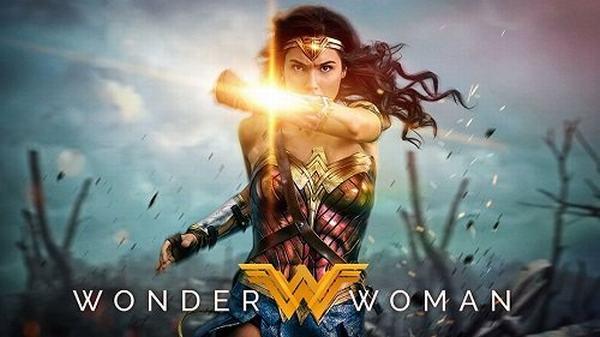 Wonder Woman - phim hành động chiếu rạp
