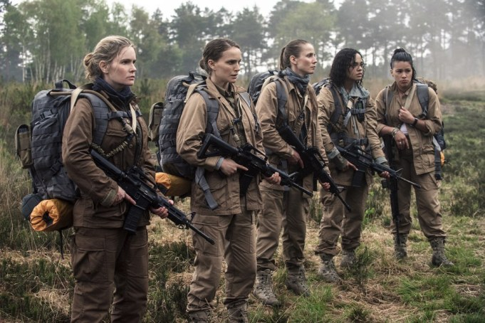"""Annihilation' Director On Whitewashing Claims: """"Nothing Cynical Or  Conspiratorial"""" – Deadline"""