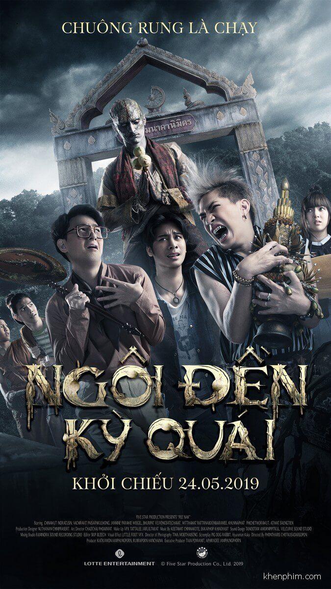 Phim hài Thái Lan hay
