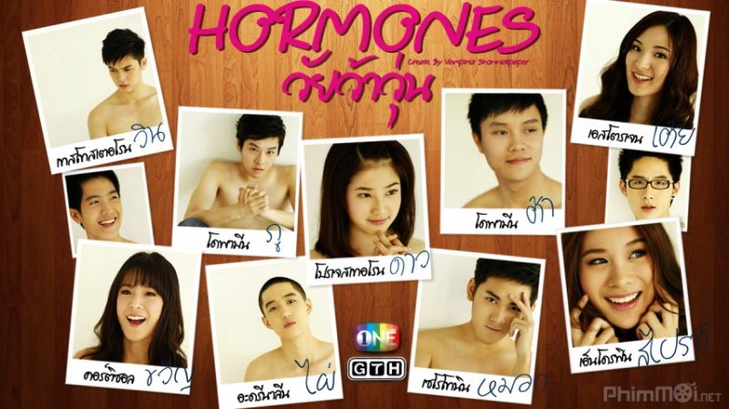 Tuổi nổi loạn (Hormones)