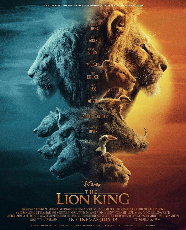 Đánh giá phim The Lion King tuổi thơ của bao người