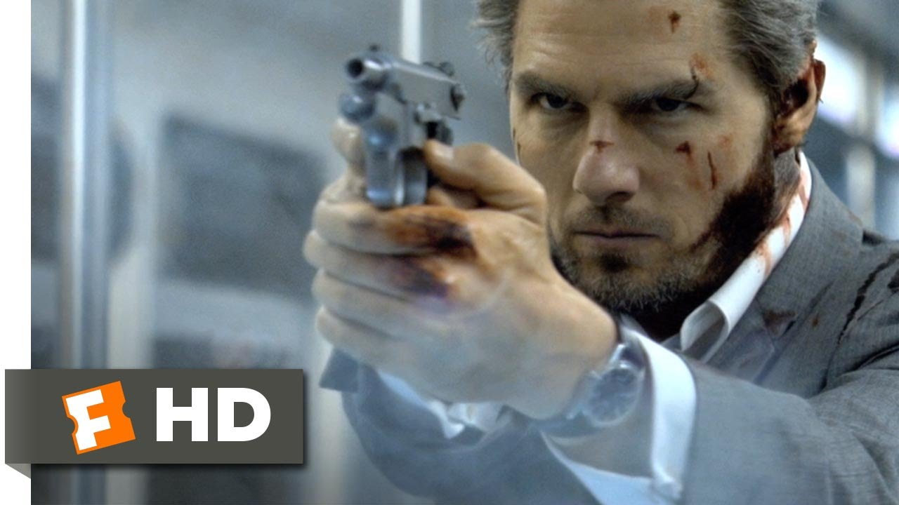 Collateral (9/9) Movie CLIP - Think Anybody Will Notice? (2004) HD - YouTube
