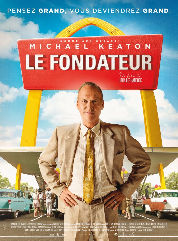 The Founder Poster  Teaser Trailer