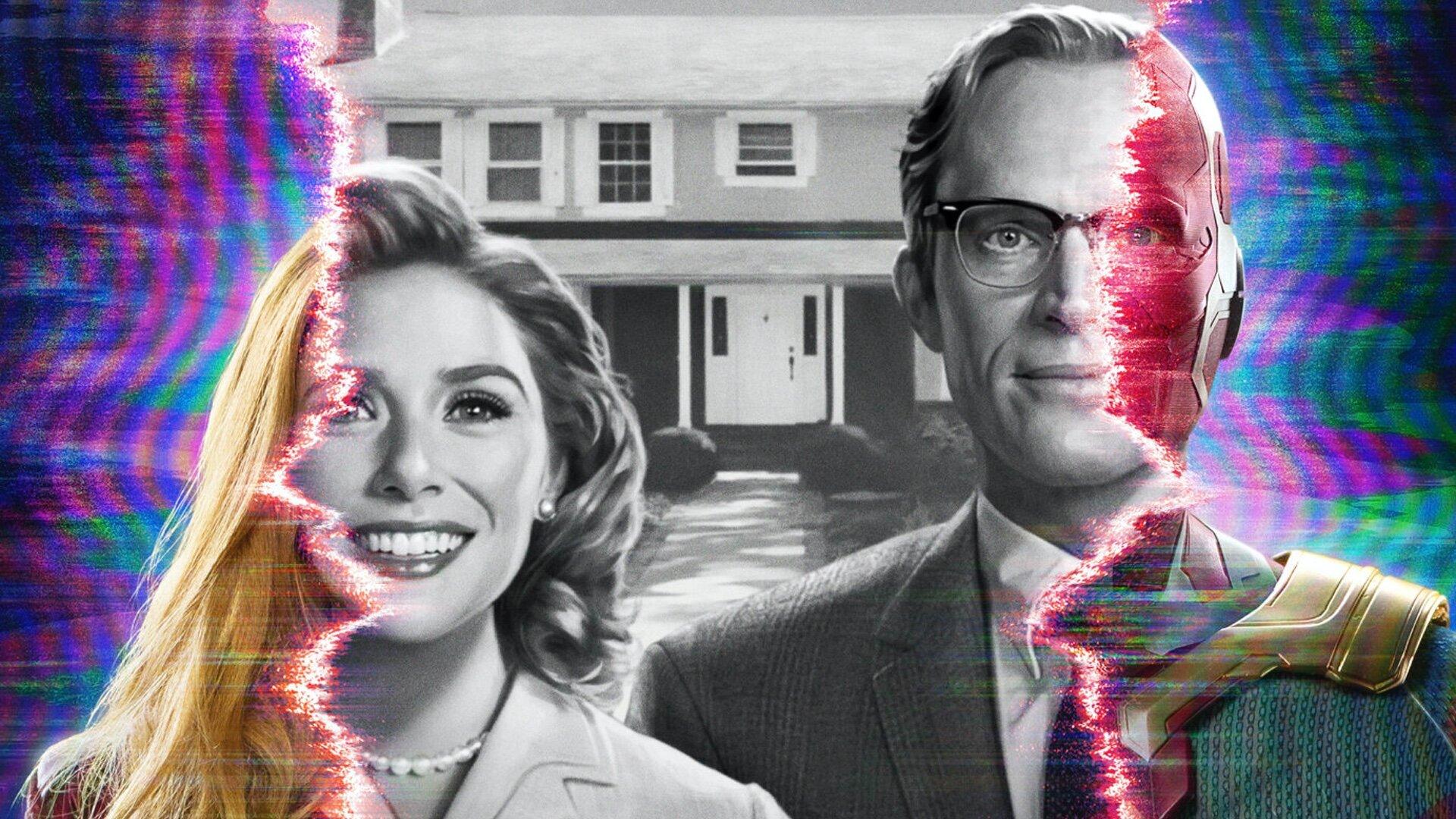 Review phim Wanda Vision sự nổi bật