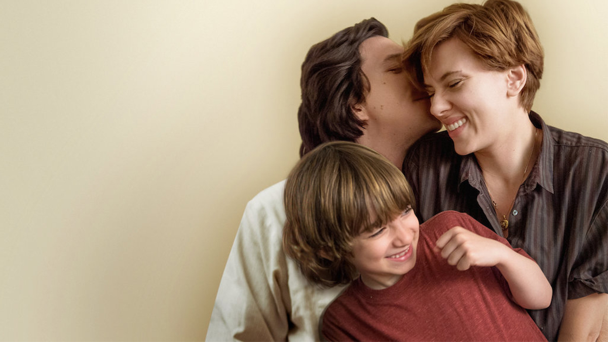 Review phim Marriage Story vị đắng hôn nhân
